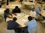 North Lawndale HS Peace Warriors Training